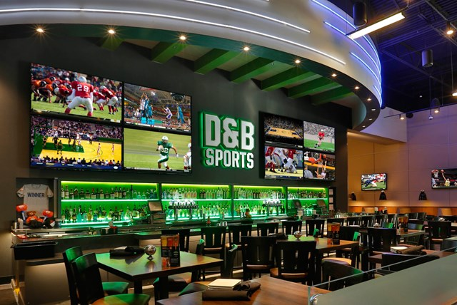 Dave_Busters - Interior